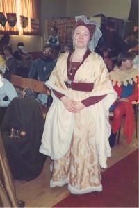 Madelene de Vos Coronation 1985